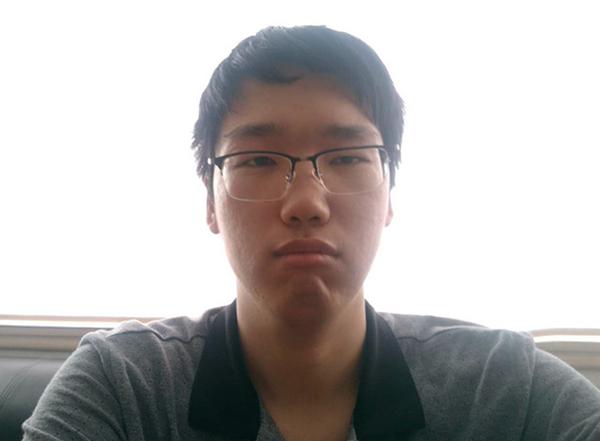 贞利CNC编程学员——高川川