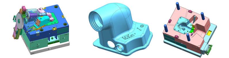 模具设计教学案例